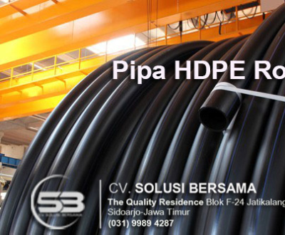 Pipa HDPE Roll https://www.hargapipaair.com